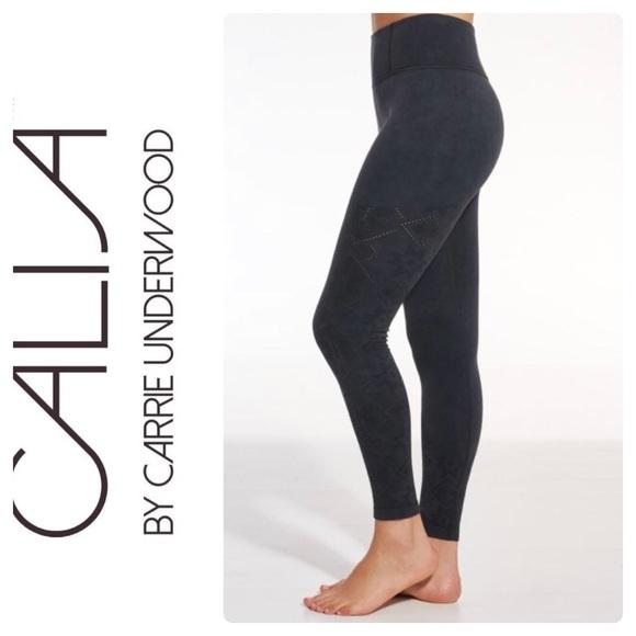 4910d256ce7cc CALIA by Carrie Underwood Pants | Seamless Leggings Caviar | Poshmark